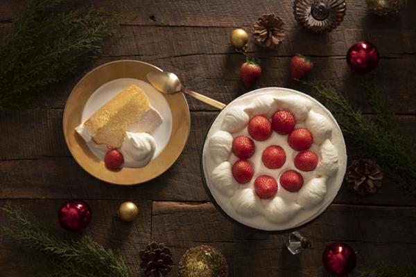 シフォンケーキ専門店「ザ・シフォン&スプーン」からクリスマス限定商品が11月9日(金)より発売開始!