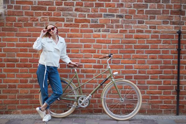 観光、通勤、買い物に。福岡市で自転車に乗ろう!