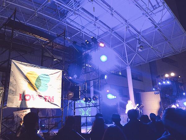 【終了】ふれあい広場で「LOVE FM FESTIVAL」が今年も開催!コラボグルメにファッションショーなど内容もりだくさんで入場無料!