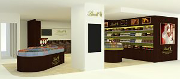 世界中で人気のチョコレートブランド「Lindt」が九州初上陸!「リンツ ショコラ ブティック」がアミュ小倉にオープン